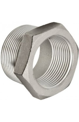316/316L Forged Stainless Steel Pipe Fitting, Bushing, Class 3000