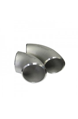 Stainless Steel 304/316 Butt-Weld Pipe Fitting, Short Radius 90 Degree Elbow
