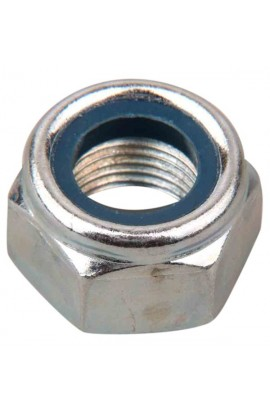 Hex nylon lock nut DIN982