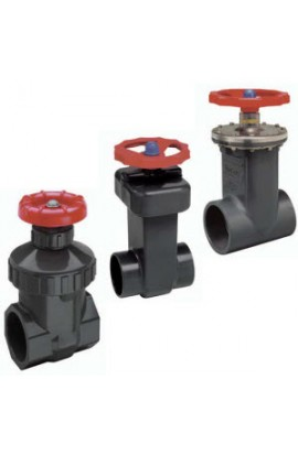 Gate valves UPVC & CPVC (SPEARS)